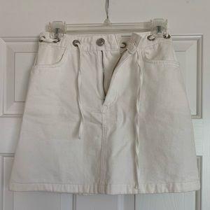 Urban Outfitters BDG White Skirt